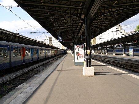 Train, Rail, Railroad, Mass Transit, Transportation