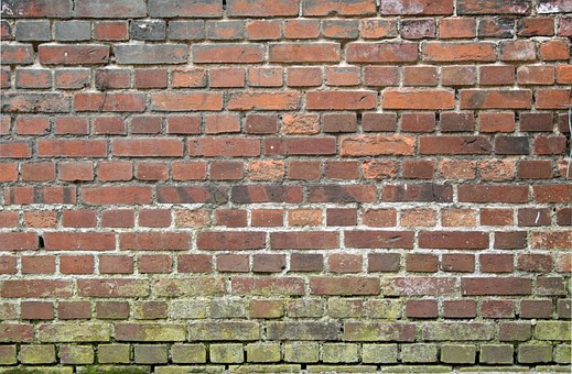 Wall, Clinker, Background, Wallpaper, Background Image