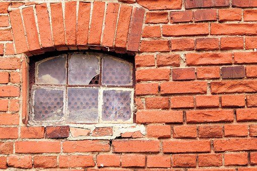 Wall, Facade, Window, Stall, Bricks, Hauswand