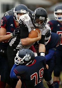 American Football, High School Football, Tackle