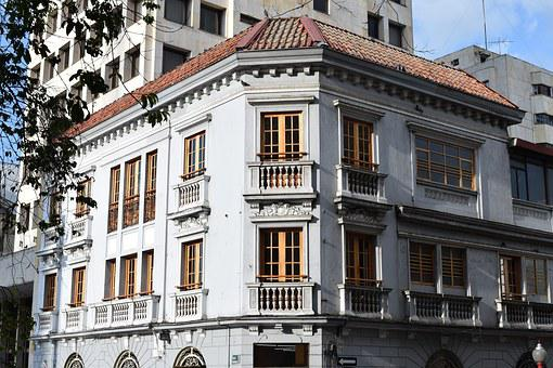 Architecture, City, Building, Old, Manizales, Caldas