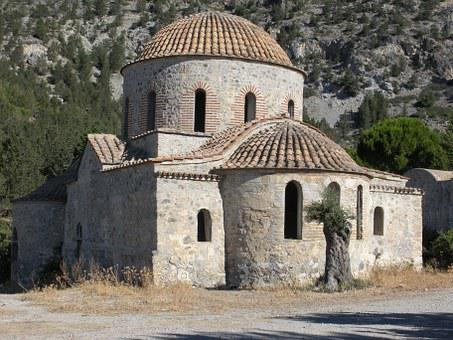 Panagia Apsinthiotissa, Cyprus, Church, Monastery