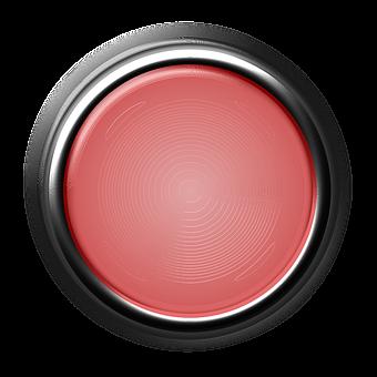 Cigarette Lighter, Button, Bezel, Chrome, Circle