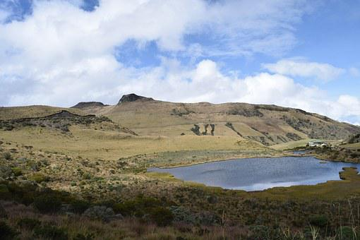 Nevado, Laguna, Manizales, Caldas, Colombia, Water