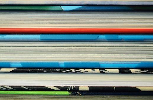 Background, Book, Books, Children S, Color, Colored