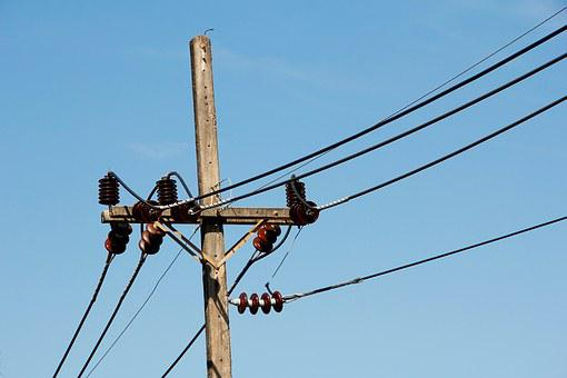 Strommast, Construction, Electricity, Mast, Power Line