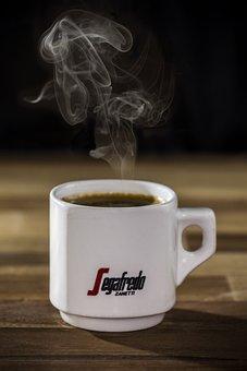Coffe, Steam, Drink, Espresso, Hot, Cup, Caffeine