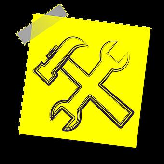 Tools, Help, Equipment, Insurance, Diagnosis
