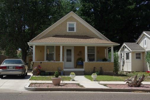 Talahi, La Hunta Colorado, Old Home, House, Home, Old