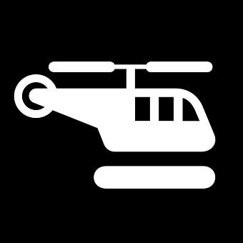 Transportation, Air, Heliport, Transport, Landing