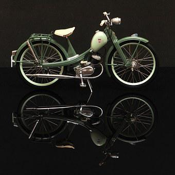 Nsu, Nsu Quickly, Moped Old, Old Moped, Moped, Old