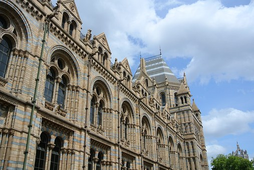 Natural History Museum, London, Building, Architecture