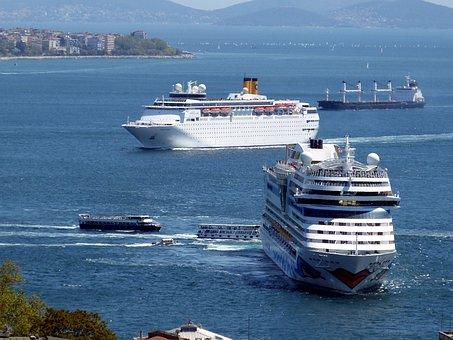 Istanbul, Turkey, Cruise, Bosphorus, Ship, Outlook