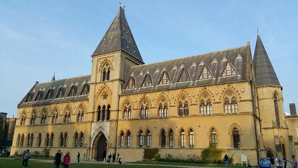Oxford Museum Of Natural History, Oxford, Oxford Museum