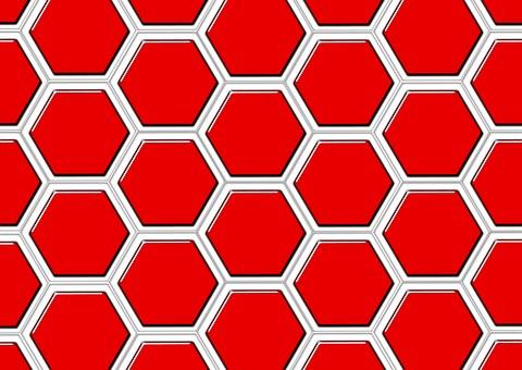 Combs, Hexagons, Hexagon, Diamond, Pattern, Structure