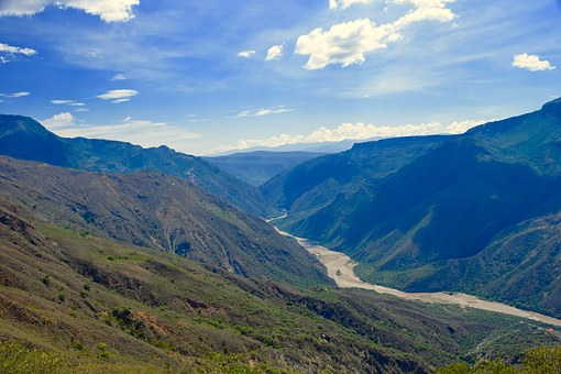 River, Canyon, Scenic, Nature, Water, Travel, Landscape