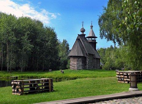 Kostroma, Russia, Architecture, History