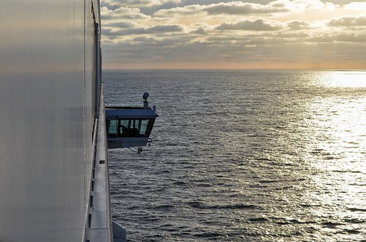 Cruise, Ship, Shipping, Sea, Atlantic, Holiday Cruise