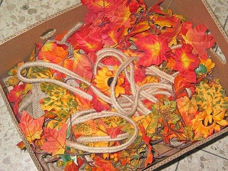 Herbstdeko, Decoration, Artificial, Store, Season