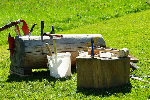 Tools Of The Trade, Woodworking, Meadow, Craft