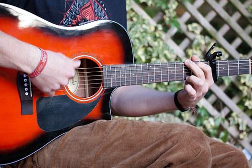 Guitar, Corpus, Composite Rod, Fingerboard, Musician