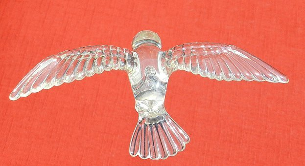 Bird, Glass, Decoration, Design, Shape, Wedding, Love
