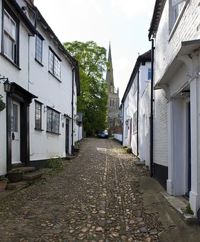 Thaxted, Essex, England, Picturesque