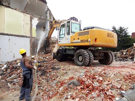 House Demolitions, House Demolition, Excavators