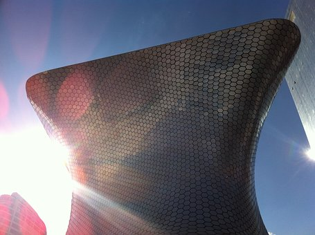 Museo Soumaya, Mexico, Museum, Exhibition, Architecture