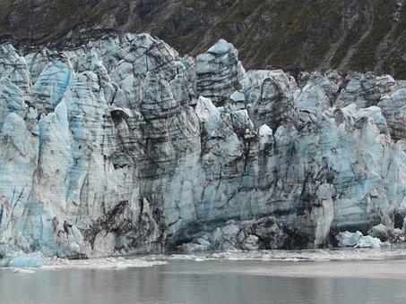 Glacier, Ice, Arctic, Frozen, Majestic, Glacial