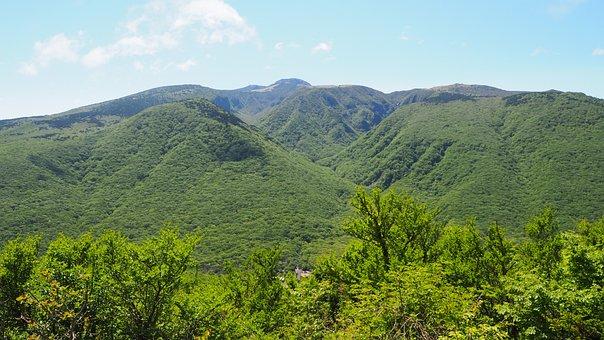 Hallasan, Jeju, Korea, Mountains, Scenic, Landscape