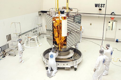 Space Probe, Discovery Program, Nasa, Messenger