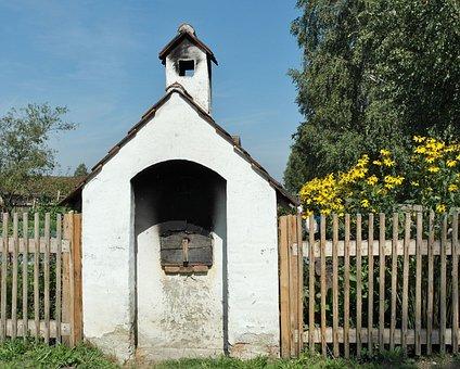 Backhaus, Oven, Wood Burning Stove, Bread, Antique