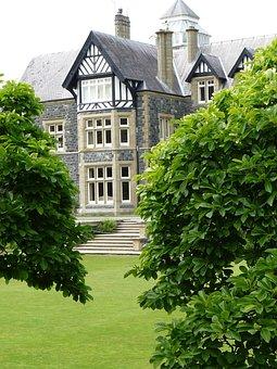 Bodnant Garden, Wales, Park