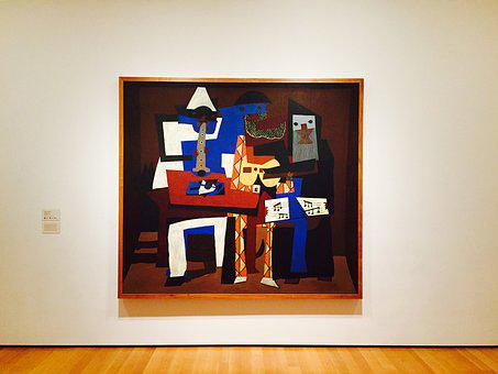 Picasso, Pablo Picasso, Museum, Painting, Art, New York
