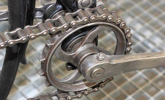 Czech, Republic, Prague, Technical, Museum, Chain