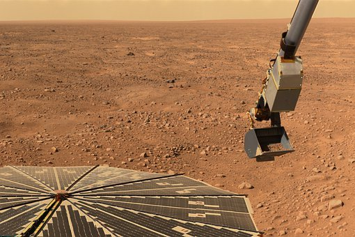 Mars, Planet, Red Planet, Surface, Mars Rover