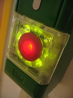 Alarm, Switch, Not, Emergency Switch, Fire Alarm