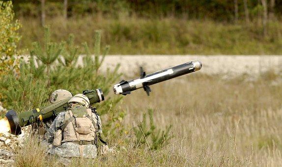 Anti Tank Guided Missile, Rocket, Anti Tank Missile