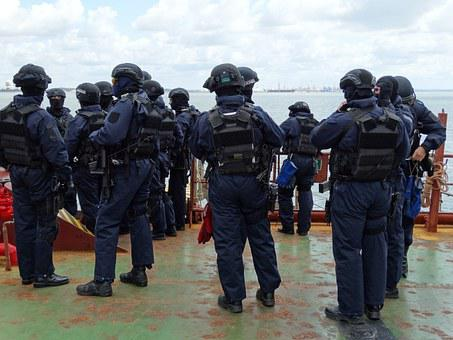 Police, Anti-terrorist Team