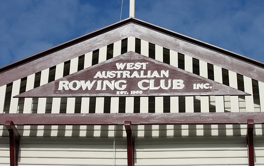 Sailing Club, Perth, Australia