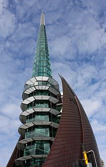 Bell Tower, Perth, Australia, Building, Museum