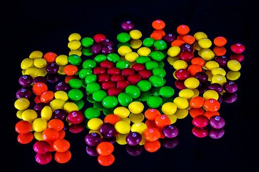 Skittles, Lollies, Sweets, Confectionery, Candy, Lolly