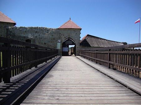 Dobczyce, Castle, The Museum, The Ruins Of The