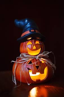 Autumn, Decoration, Face, Fall, Funny, Halloween, Head