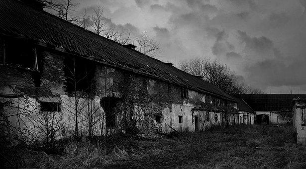 Czech Republic, Czech Budejovice, Building, Farmhouse