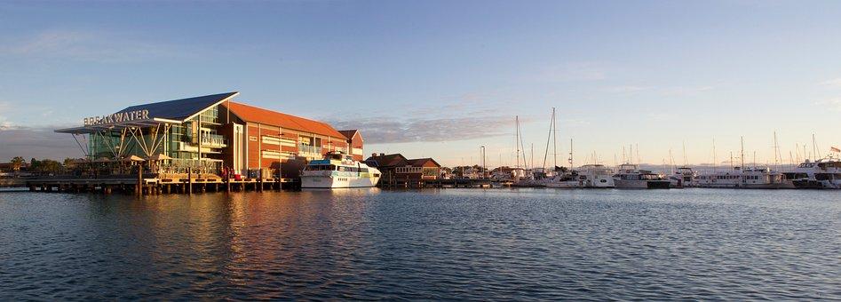 Boats, Marina, Harbour, Coast, Port, Perth, Hillarys