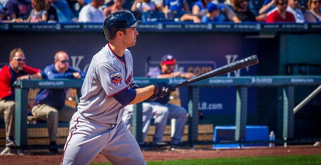 Brian Dozier, Baseball, Minnesota Twins, Baseball Bat