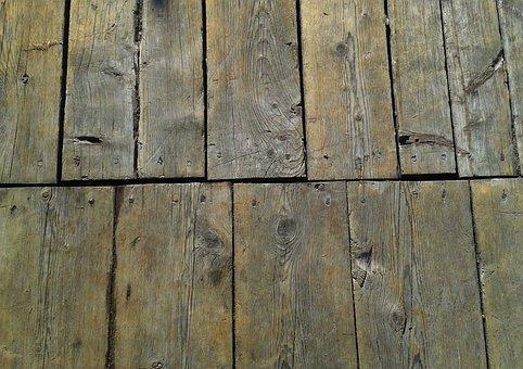 Wood Floor, Plank Floor, Floor Boards, Boards, Wood