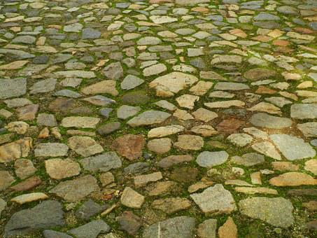 Pavement, Stones, Paving, Stone Cubes, Stone